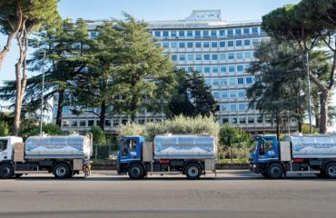 Trasporto di acqua potabile e servizi accessori